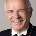 Landesbischof Prof. Dr. Weber