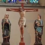 Kreuzigungsgruppe St. Katharinen
